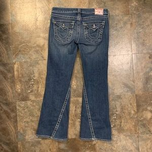 True Religion Jeans embellished W 31 disco Joey